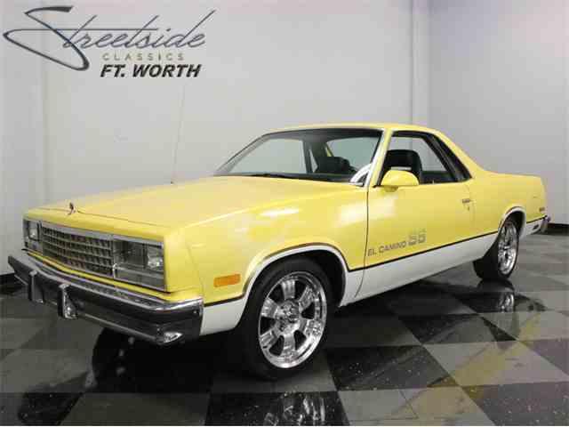 1987 Chevrolet El Camino SS | 972850