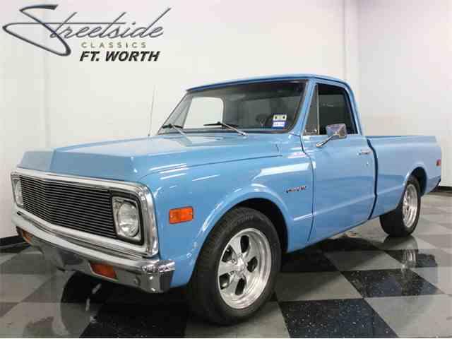 1972 Chevrolet C/K 10 | 972854