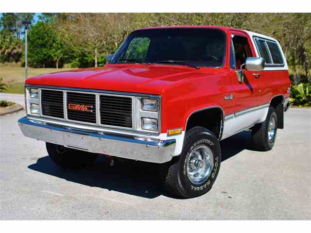 1988 GMC Jimmy | 972856
