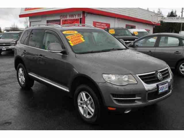 2008 Volkswagen Touareg | 972858