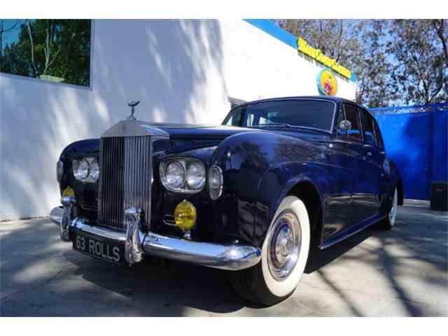 1963 Rolls Royce Silver Cloud III | 970286