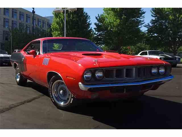 1971 Plymouth Cuda | 972861