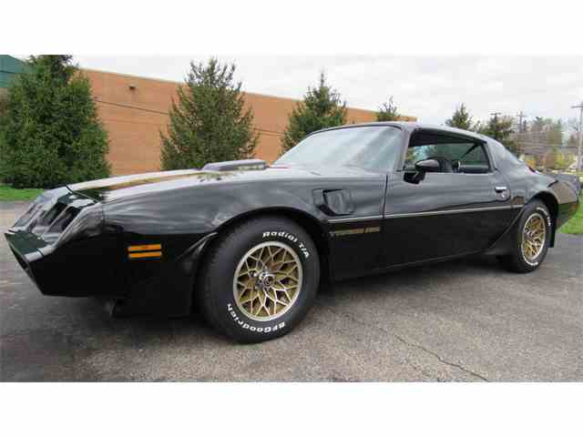 1981 Pontiac Firebird Trans Am | 972864
