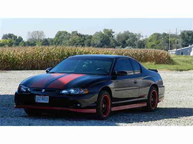 2002 Chevrolet Monte Carlo SS | 972865