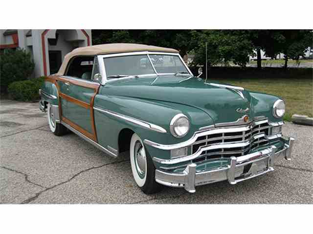 1949 Chrysler Town & Country Convertible | 972867