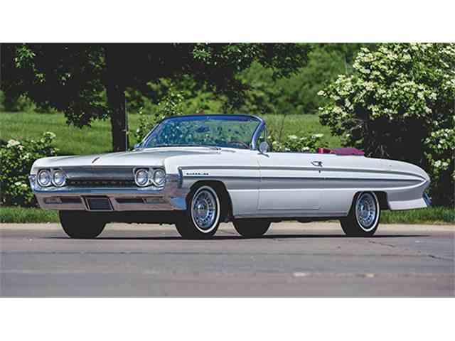 1961 Oldsmobile Super 88 Convertible | 972868