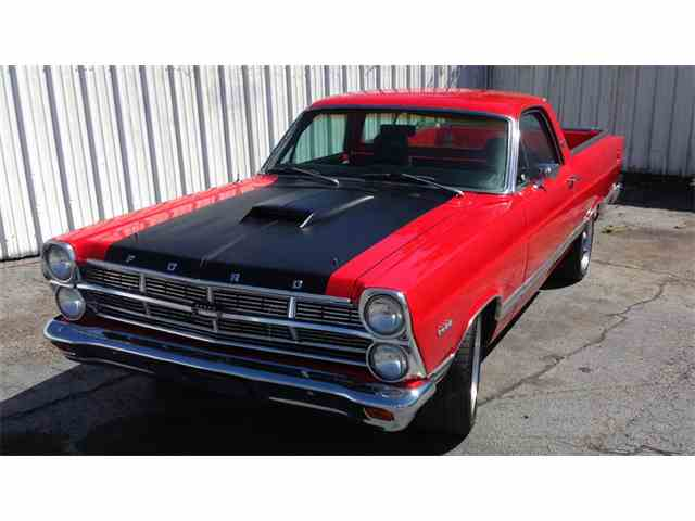 1967 Ford Ranchero | 970287