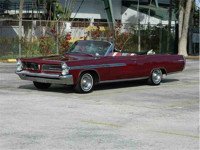 1963 Pontiac Bonneville For Sale On Classiccars Com 7