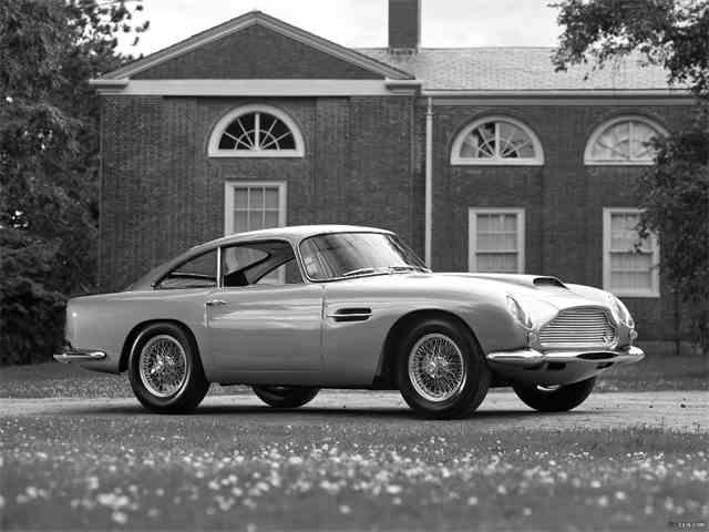 1961 Aston Martin DB4 | 972904