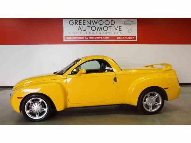 2004 Chevrolet SSR | 972907