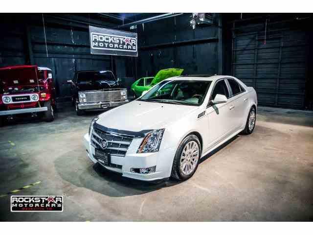 2010 Cadillac CTS | 972915