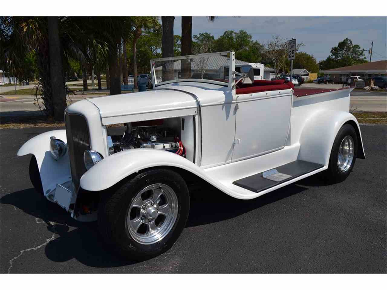 1931 ford model a for sale cc 972919. Black Bedroom Furniture Sets. Home Design Ideas