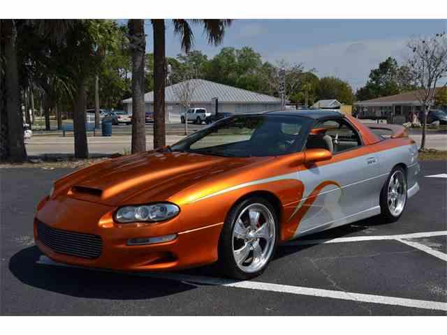 2000 Chevrolet Camaro | 972921