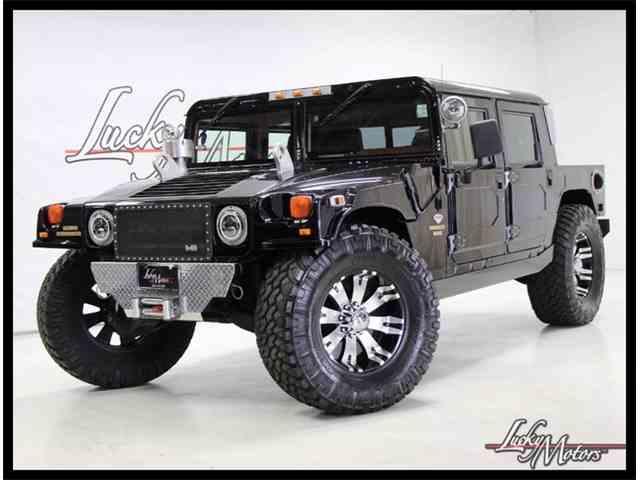 1997 Hummer H1 | 972922