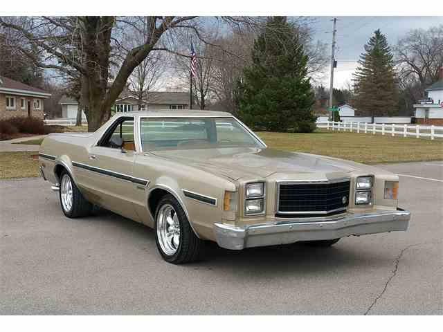Classifieds for 1977 to 1979 Ford Ranchero - 17 Available