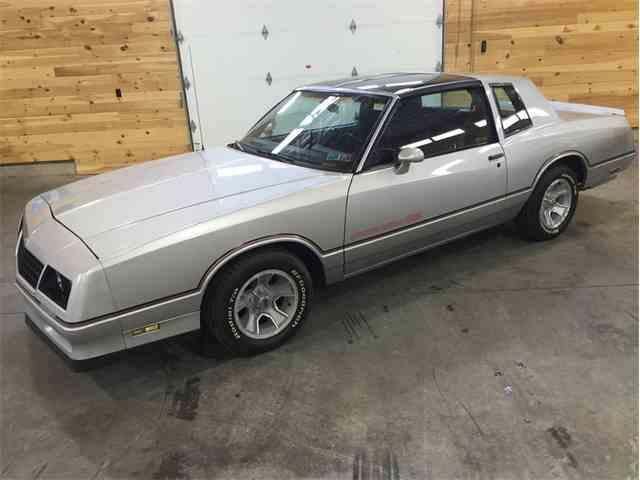 1986 Chevrolet Monte Carlo SS | 972945