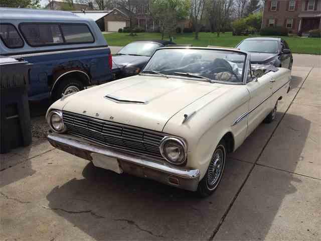 1963 Ford Falcon Futura | 972951