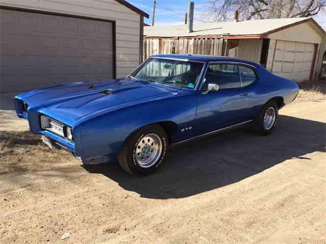 1969 Pontiac GTO | 972959