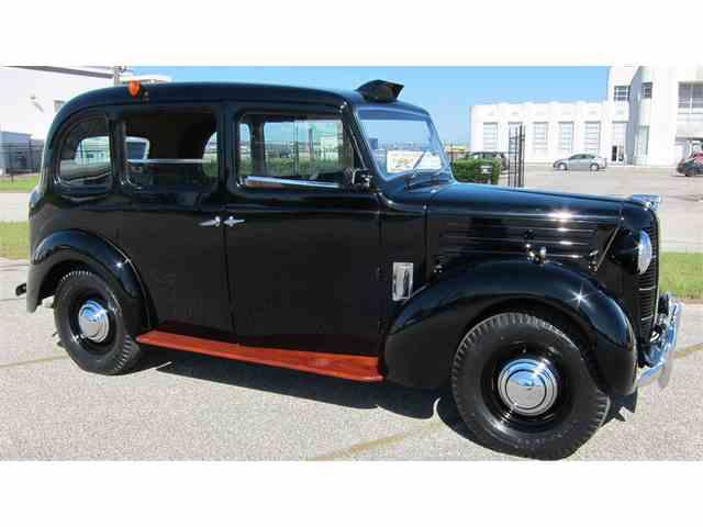 1954 Austin Taxi Cab   970296