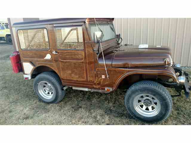 1968 Jeep CJ5 | 972963
