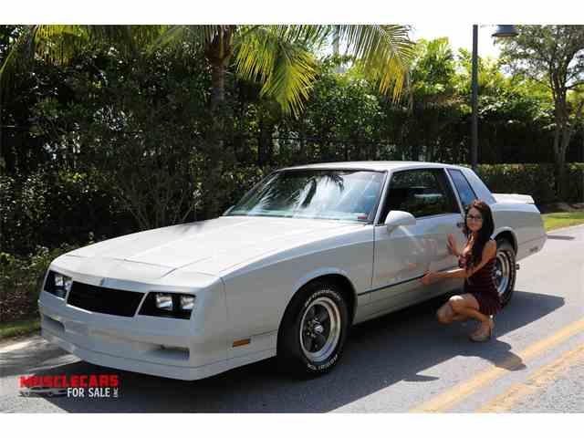 1987 Chevrolet Monte Carlo SS | 972965