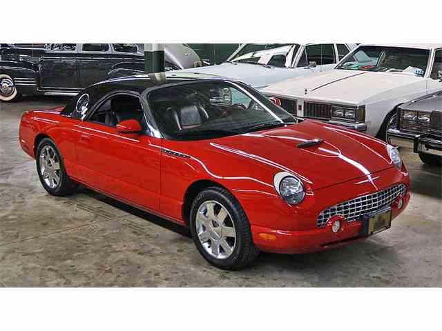 2002 Ford Thunderbird | 972966