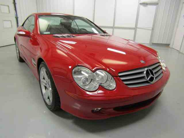 2006 Mercedes-Benz SL500 | 970297