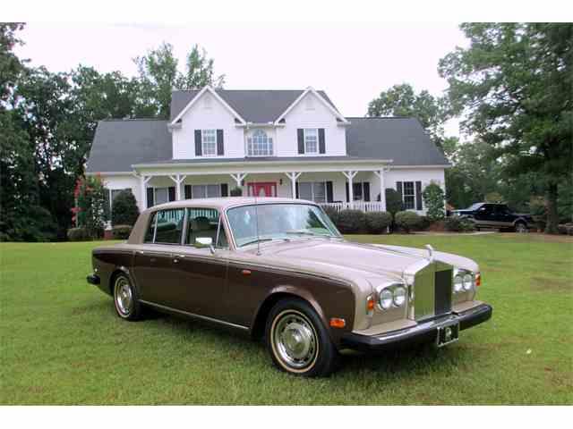 1980 Rolls Royce Silver Shadow II | 972972