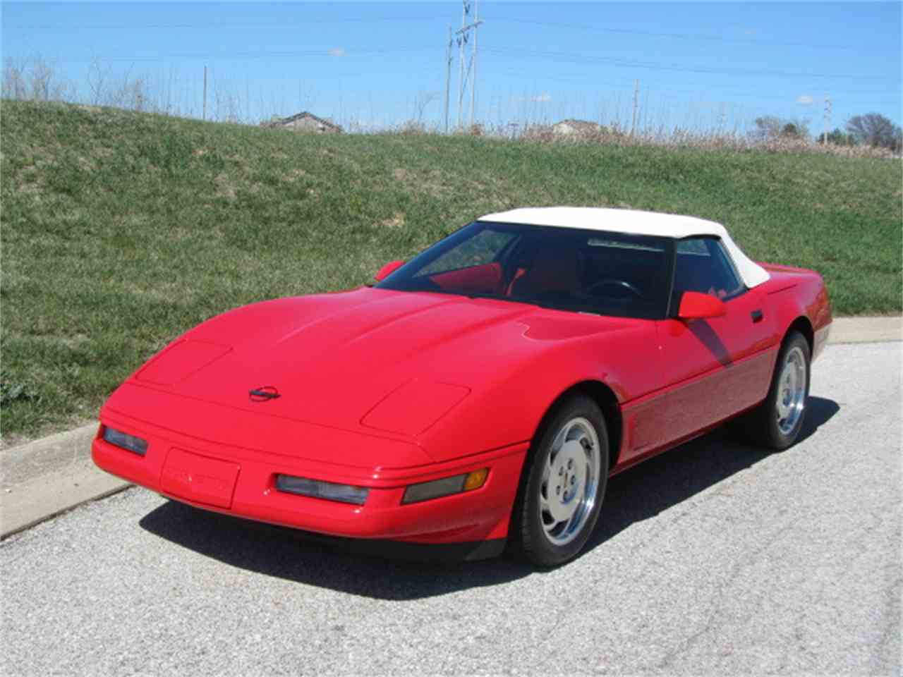 1996 chevrolet corvette for sale cc 972980. Black Bedroom Furniture Sets. Home Design Ideas