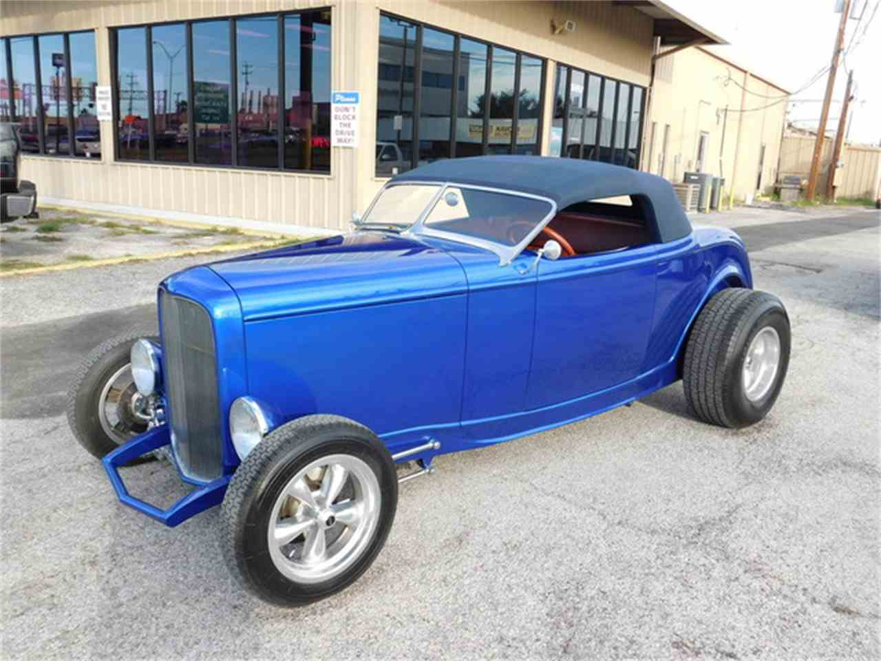 1932 Ford Roadster For Sale Classiccars Com Cc 972987