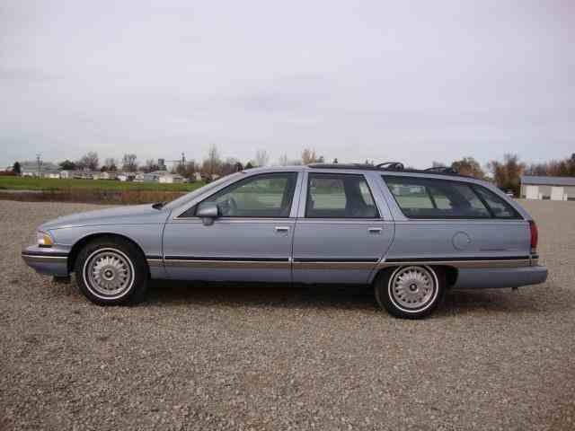 1994 Buick Roadmaster | 972988