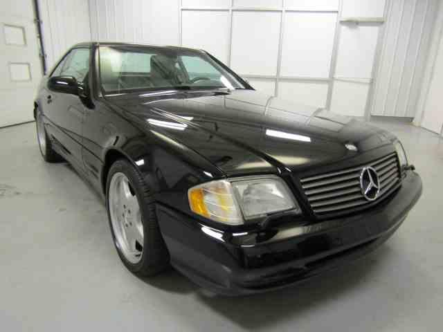 2001 Mercedes-Benz SL-Class | 970299