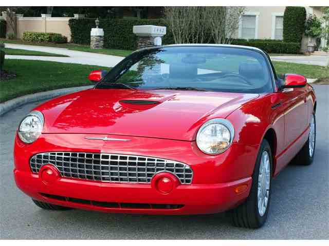 2002 Ford Thunderbird | 972999