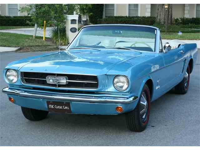 1965 Ford Mustang | 973001
