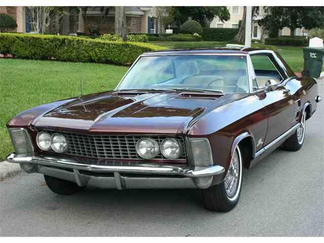 1963 Buick Riviera | 973004
