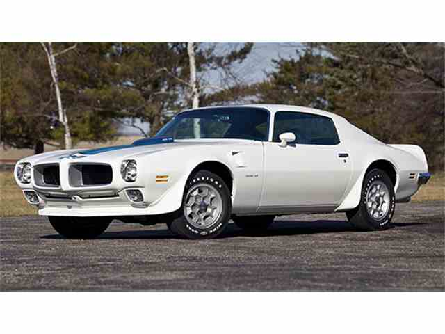 1971 Pontiac Firebird Trans Am 455 High Output | 973013