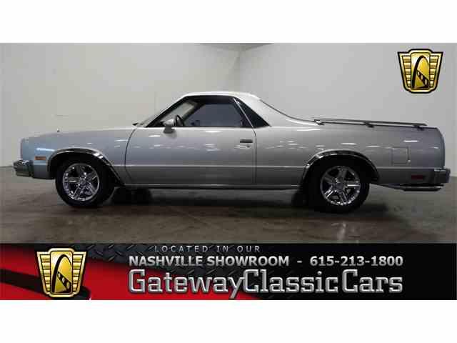 1982 Chevrolet El Camino | 973023