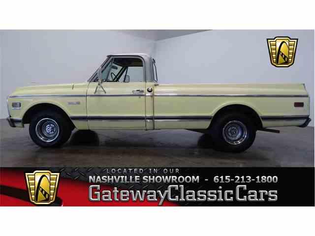 1972 Chevrolet Cheyenne | 973024