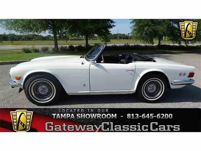 1975 Triumph TR6 | 973028