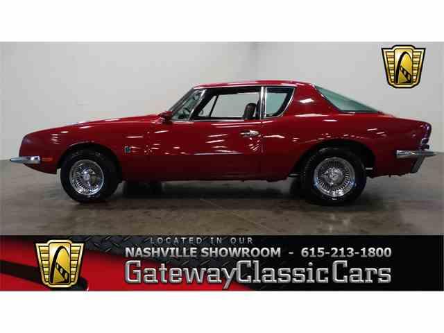 1970 Studebaker Avanti | 973029