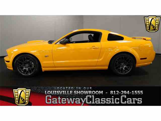 2007 Ford Mustang | 973033