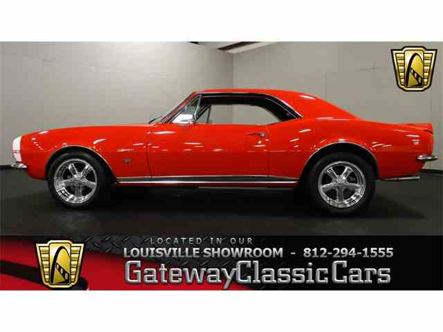 1967 Chevrolet Camaro | 973034