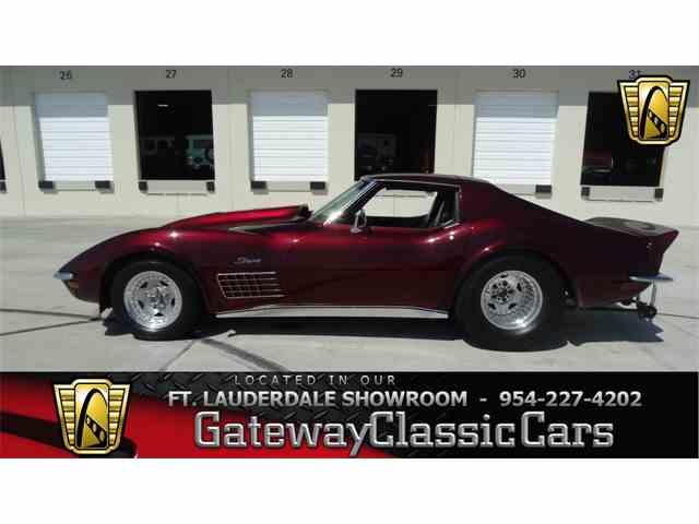 1971 Chevrolet Corvette | 973035