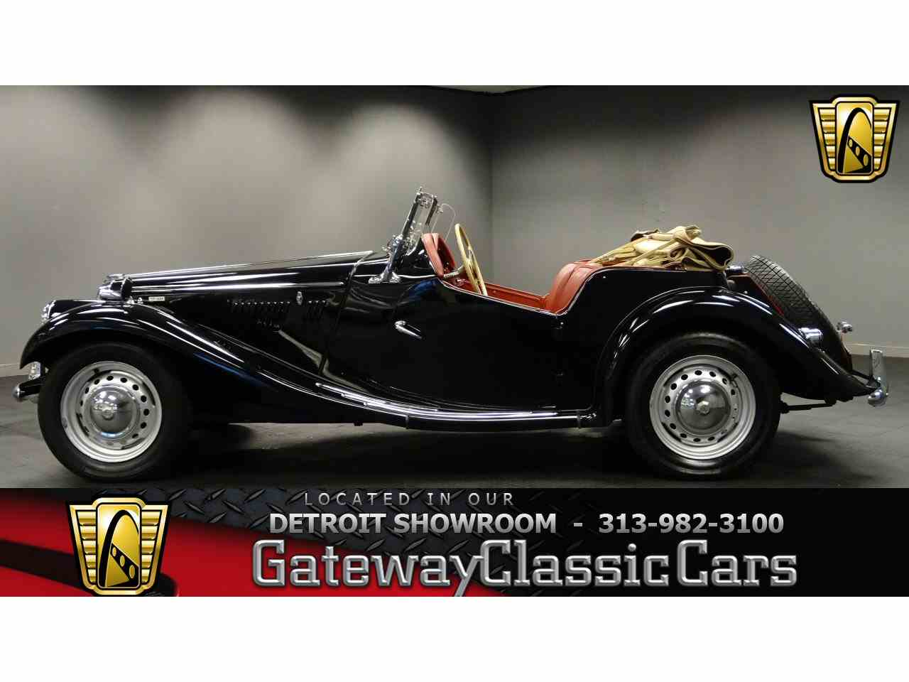 1954 to 1956 mg tf for sale on classiccars 17 available 1955 mg tf 973036 vanachro Gallery