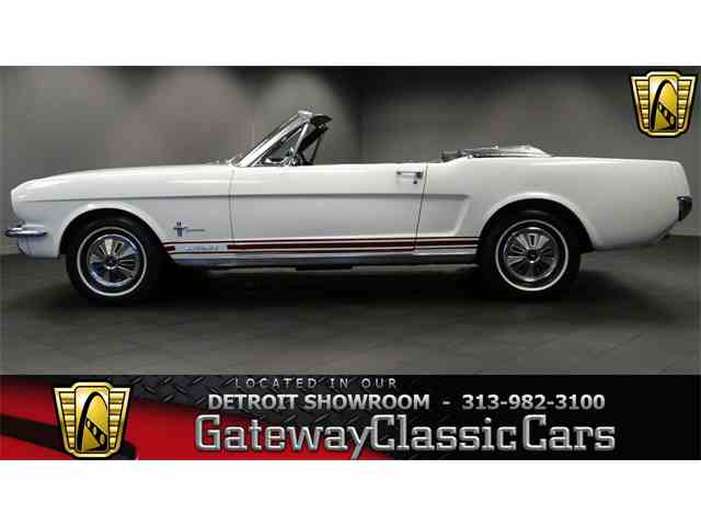 1966 Ford Mustang | 973038