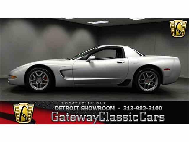2002 Chevrolet Corvette | 973039