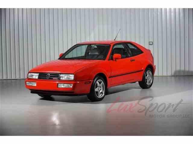 1993 Volkswagen Corrado SLC VR6 Coupe | 970304