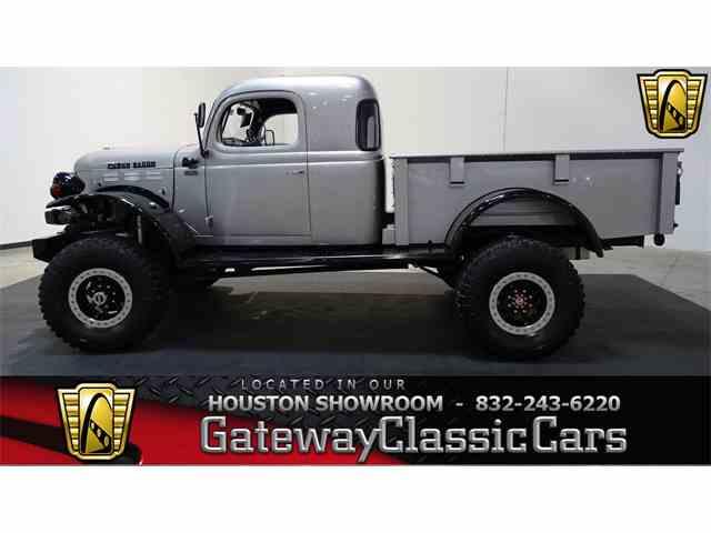 1950 Dodge Power Wagon | 973040