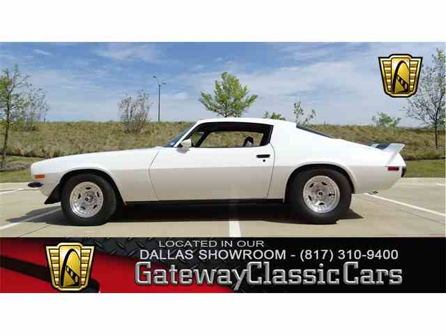 1972 Chevrolet Camaro | 973044