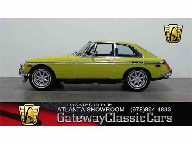 1974 MG MGB | 973049